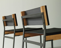 The Catenary Bar Stool