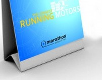 Calendar for Marathon Electric Motors