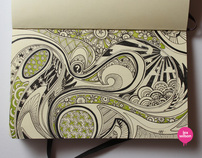 Moleskine Illustrations