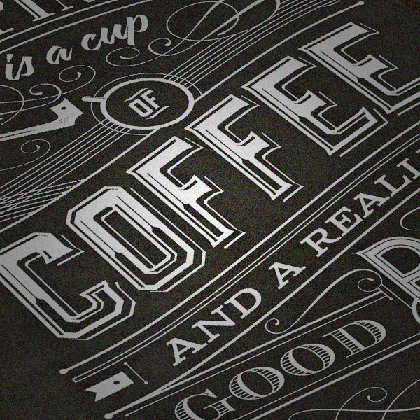 Coffee | Typography