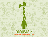 Beanstalk Identity System and Location Design