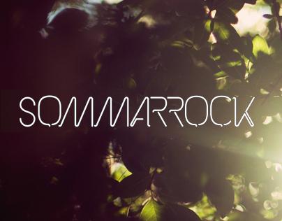 Summer Rock | Rebranding Project