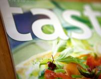 Taste Magazine for Gelson's The Super Market