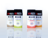 Red Fiesta - Vodka drinks