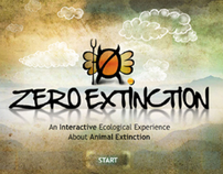 Zero Extinction Visual Design