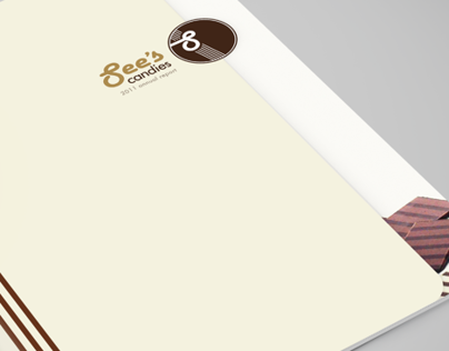 Sees Candies Annual Report - Rebrand Concept