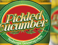 Picklet Cucumber Packaging