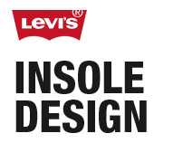 Insole Design purposes X Levis Footwear & Accessories