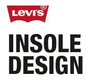 Insole Design purposes X Levis Footwear & Accessories