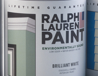 Ralph Lauren Paint Packaging