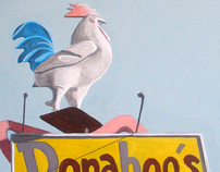 Donahoos Painting