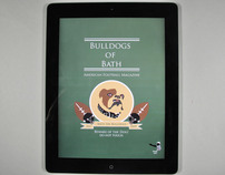 Bulldogs of Bath - iPad Concept