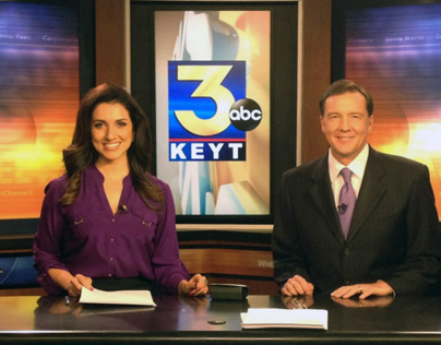 KEYT News Promo Photography