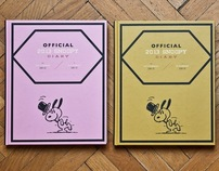 Official Snoopy Diary 2013