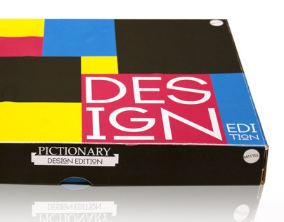 Pictionary Design Edition