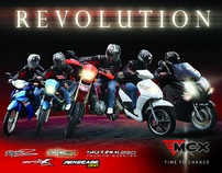 MCX Motor Phils. Inc. Advertising Campaign