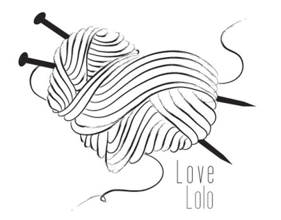 """Love Lolo"" Knitting"