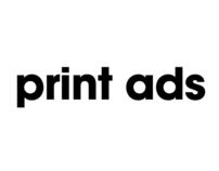 Print ADs 2012