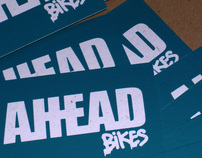 Ahead Bikes Business Cards