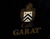 café garat product packaging