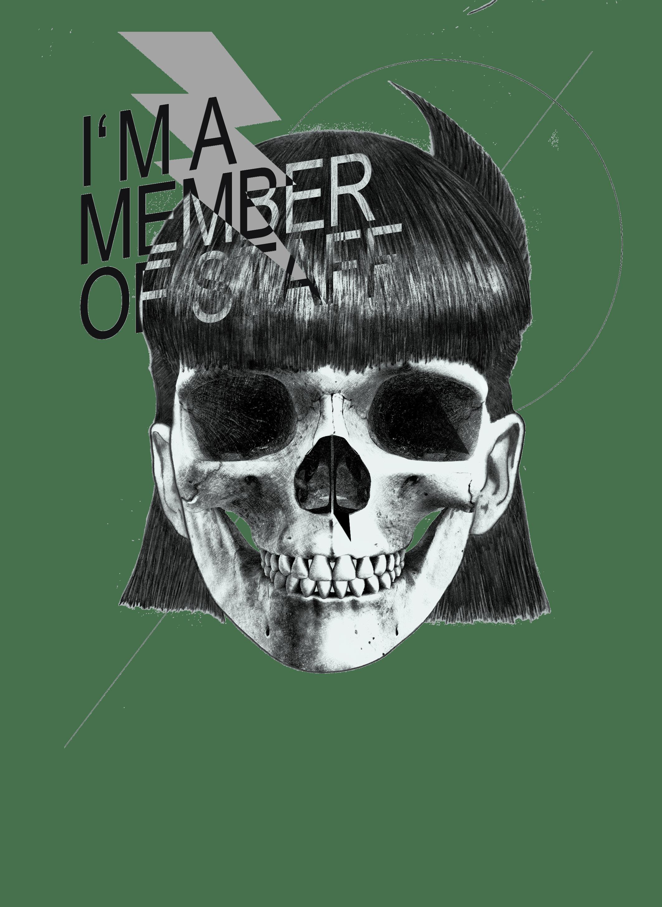 skull-T-shirt