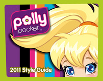 Polly Pocket Consumer Products Style Guide 2011