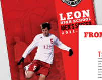 Leon High School Mens Soccer Yearbook