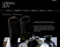 Web Design | Urban Zen