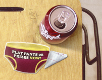 Dr. Pepper - Best Day of High School