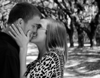 Engagement Photos - Cassie/Courtland 2012