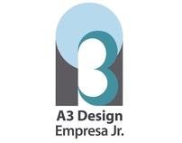 Logo A3 Design Empresa Jr.