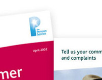 The Pension Service leaflets