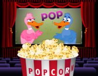 Hopsa Pop (popcorn power)