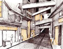 Thesis + Architecture Porftolio