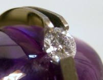 The Diamond Drop & the Amethyst Lake