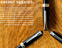 The Energy Debates