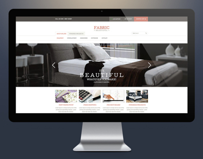 Fabric Beautiful - Store