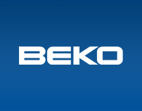 Beko Turkey Mobile Site Concept