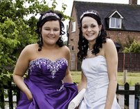 Stourport High School Prom 2012