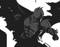 Dark Knight Rises Tribute Poster