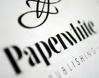 Paperwhite Publishing House Visual Identity