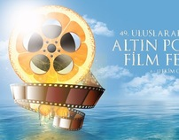 49th Antalya Golden Orange Film Festival Poster contest