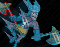 Epic Attack (viking power)