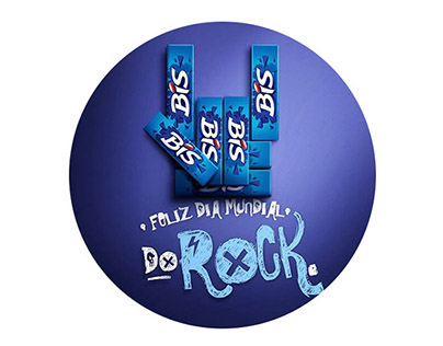Bis - Dia mundial do Rock