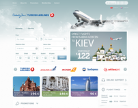 Airline Tickets Site Design