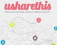 UShareThis Website