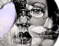Circles. Conceptual drawings. 2012.