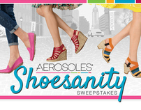 "Aerosoles ""Shoesanity Sweepstakes"""