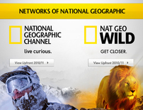 Networks of National Geographic