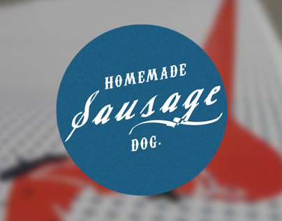 Homemade Sausage Dog